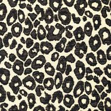 Black/White Drapery and Upholstery Fabric by Silver State
