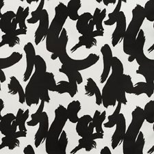 Black Contemporary Drapery and Upholstery Fabric by Kravet