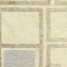 Cocoa/Silver Drapery and Upholstery Fabric by RM Coco