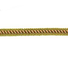 Braids Olive Yellow/Bronze Trim by Brunschwig & Fils