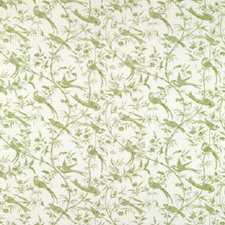Leaf Botanical Drapery and Upholstery Fabric by Brunschwig & Fils