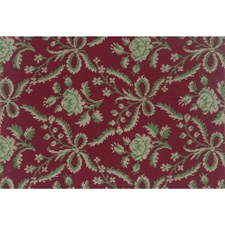 Red Drapery and Upholstery Fabric by Brunschwig & Fils