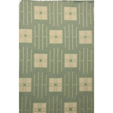 Jade Geometric Drapery and Upholstery Fabric by Brunschwig & Fils