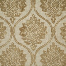 Oatmeal Damask Drapery and Upholstery Fabric by Pindler