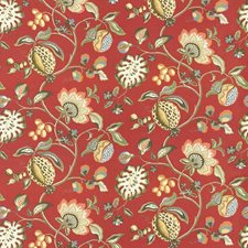 Scarlet Drapery and Upholstery Fabric by Kasmir