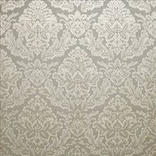 Silver Drapery and Upholstery Fabric by Kasmir