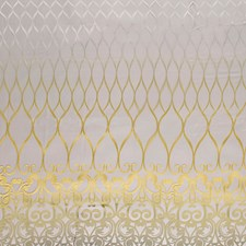 Lemon Gray Drapery and Upholstery Fabric by Scalamandre