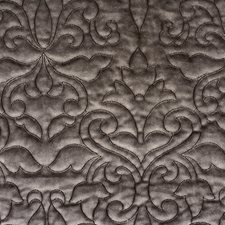 Hematite Drapery and Upholstery Fabric by Scalamandre