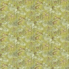 Chartreuse Drapery and Upholstery Fabric by Kasmir