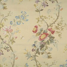 Vanille Drapery and Upholstery Fabric by Scalamandre