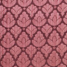 Wine/Plum Drapery and Upholstery Fabric by Scalamandre