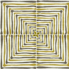 Gourd Geometric Drapery and Upholstery Fabric by Kravet