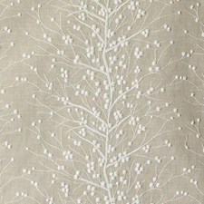 Topaz Embroidery Drapery and Upholstery Fabric by Duralee