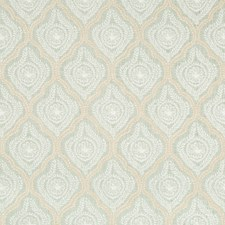 Sea Glass Botanical Drapery and Upholstery Fabric by Kravet