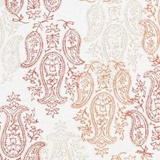 Red/coral Drapery and Upholstery Fabric by Duralee
