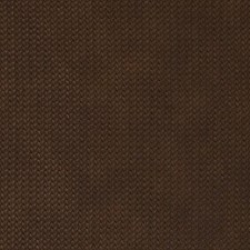 Chocolate Faux Leather Drapery and Upholstery Fabric by Duralee