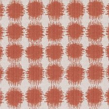 Red Pepper Basketweave Drapery and Upholstery Fabric by Duralee