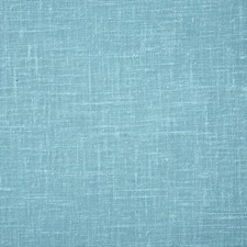 Aqua Solid Drapery and Upholstery Fabric by Pindler