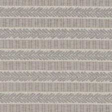 Dove Herringbone Drapery and Upholstery Fabric by Duralee