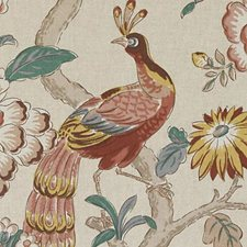 Harvest Birds Drapery and Upholstery Fabric by Duralee