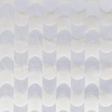 Ivory Abstract Drapery and Upholstery Fabric by Duralee