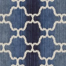 Indigo Chenille Drapery and Upholstery Fabric by Duralee