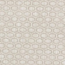 Natural Geometric Drapery and Upholstery Fabric by Duralee