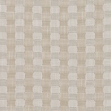 Natural Plaid Drapery and Upholstery Fabric by Duralee