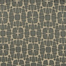 Ivy Abstract Drapery and Upholstery Fabric by Duralee
