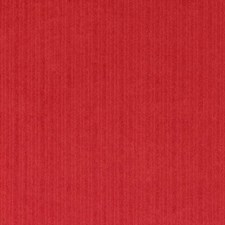 Red Chenille Drapery and Upholstery Fabric by Duralee
