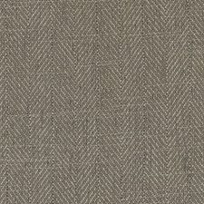 Cocoa Herringbone Drapery and Upholstery Fabric by Duralee