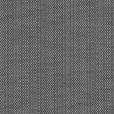 Charcoal Basketweave Drapery and Upholstery Fabric by Duralee