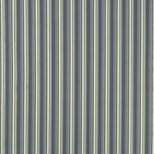Turq/olive Drapery and Upholstery Fabric by Duralee