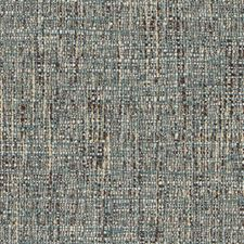 Turq/cocoa Drapery and Upholstery Fabric by Duralee
