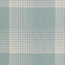 Seaglass Plaid Drapery and Upholstery Fabric by Duralee