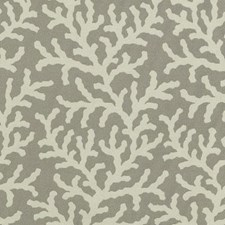 Mineral Nautical Drapery and Upholstery Fabric by Duralee