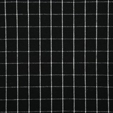 Onyx Check Drapery and Upholstery Fabric by Pindler