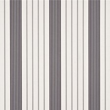Dove/Pewter Stripes Drapery and Upholstery Fabric by Threads