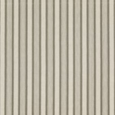 Taupe Stripes Drapery and Upholstery Fabric by Threads