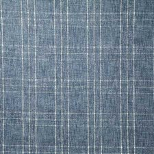 Chambray Check Drapery and Upholstery Fabric by Pindler