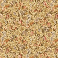 Canyon Botanical Drapery and Upholstery Fabric by Kravet