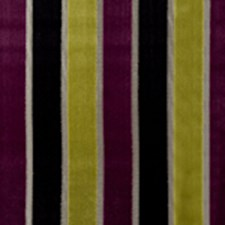 Berry Stripe Drapery and Upholstery Fabric by Clarke & Clarke