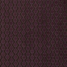 Aubergine Weave Drapery and Upholstery Fabric by Clarke & Clarke