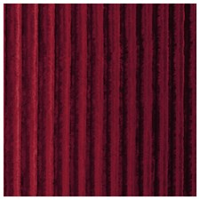 Crimson Abstract Drapery and Upholstery Fabric by Clarke & Clarke