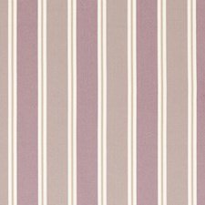 Lavender Stripes Drapery and Upholstery Fabric by Clarke & Clarke