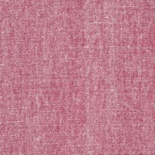 Raspberry Solid Drapery and Upholstery Fabric by Clarke & Clarke