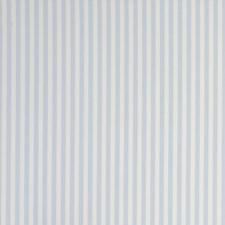 Stripe Sky Drapery and Upholstery Fabric by Clarke & Clarke