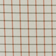 Olive/Spice Weave Drapery and Upholstery Fabric by Clarke & Clarke
