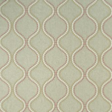 Pink/Apple Weave Drapery and Upholstery Fabric by Clarke & Clarke