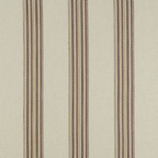Duckegg/Blush Stripes Drapery and Upholstery Fabric by Clarke & Clarke
